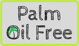 Zonder palmolie